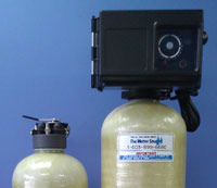 Aeration Iron Removal Systems